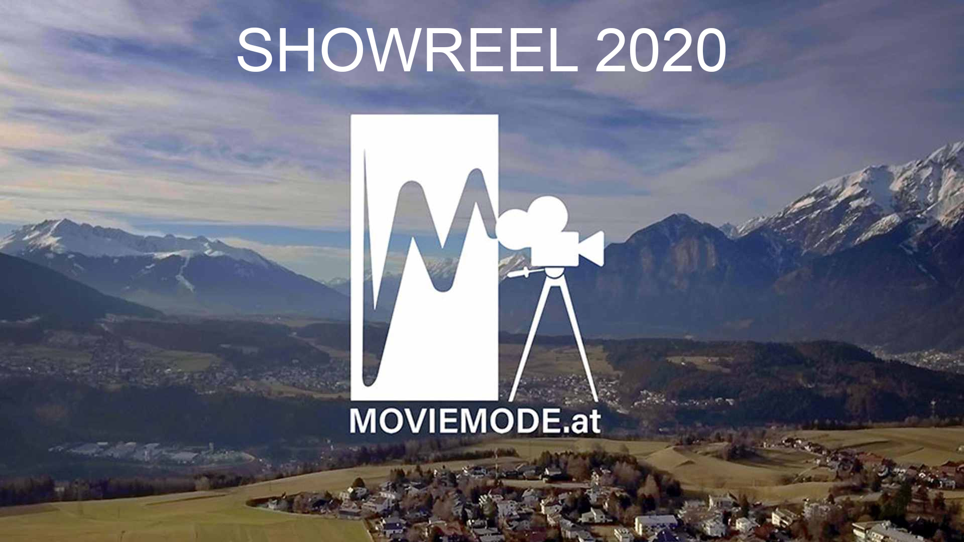 Showreel-Video 2020